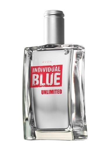 Avon Individual Blue Unlimited Erkek Parfüm Edt 75 Ml Renksiz